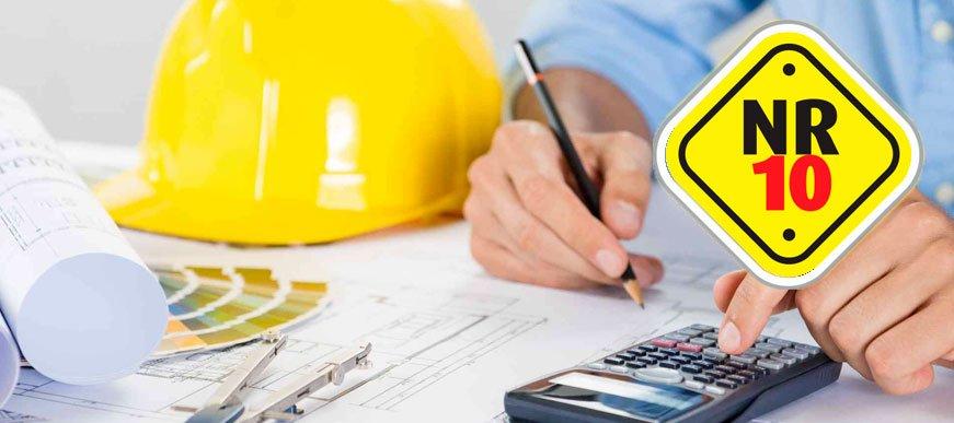 NR-10 normas segurança eletricidade