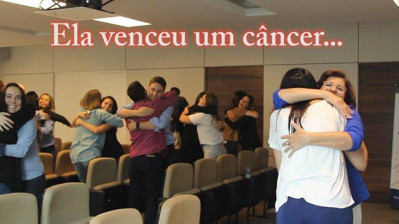 câncer de mama superação